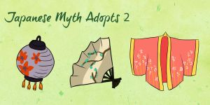 Japanese Myth Adopts 2 All Gone