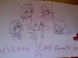 He did love his family by DrSpencerReidBietch
