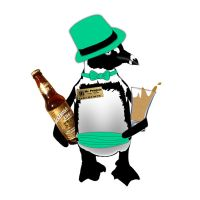 Party Penguin by cyspence