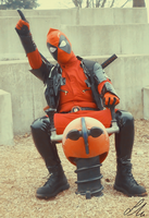Deadpool is Number One! by xhogyokux