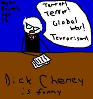 Dick Cheney - Age 19 by Page21