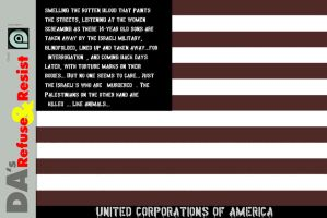 United Corporations Of America by Refuse-and-Resist