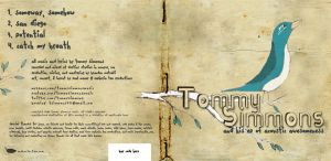 tommy simmons - front and back by euphoriatea