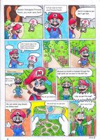 Super Mario - Page 2 by Ma-yara
