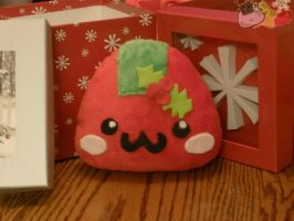 Christmas Onigiri by LiLMoon