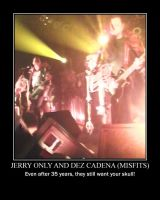 Jerry and Dez Live on Stage by rudeboy308