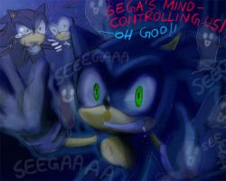 SEGA's dark secret XD by missyuna