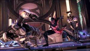 SPIDER-MAN 2099 TAKES ON TWO by jetfire333