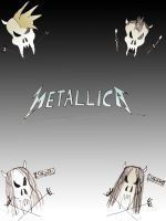 Metallica The Band by Wars-Apocalypse01