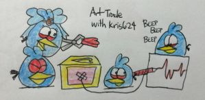 Angry Birds - Let's play surgery! by AngryBirdsStuff