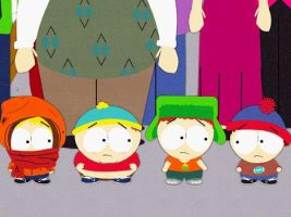 South Park Babiesss by LaraCross