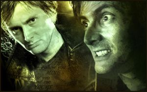 Barty Crouch Jr by SempreVoi