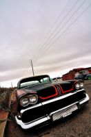 58 Chevy by Jazzhead