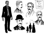 Shadow of the TITANIC-Dad sheet by TitanicGal1912