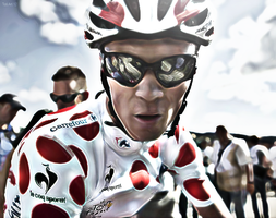 Chris Froome by Toti-Gogeta