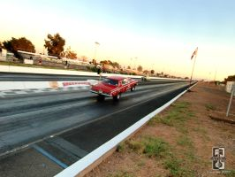 Drag Racing into the Dawn by Swanee3