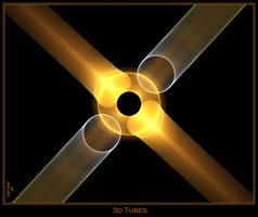 3d tubes by istarlome