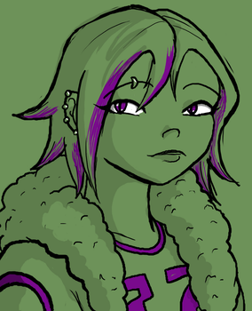 Green by DocBaghead