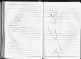 180 Notebook- Pages 88 and 89 by FoxTone