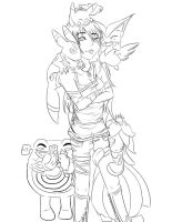 Solbii Trainer Outline by SolbiiMelody