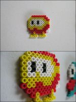Dig dug pooka magnet by 8bitcraft