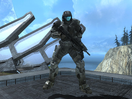 Armor Showcase - ODST by Aryck-The-One