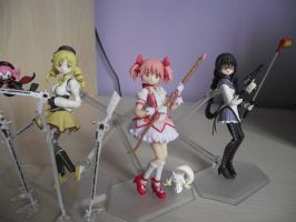 My PMMM Figmas by AngelKatie1991