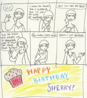 Sherry's Birthday by Apatha7