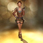 Classic Raider 36 by tombraider4ever
