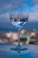the sky in my glass by valentina----v
