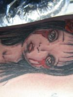 Ryden design...a tattoo by me by deadnite