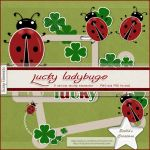 Lucky Ladybugs by Stellas-Creations