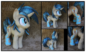 Trade: Coffee Bean OC Custom Plush by Nazegoreng