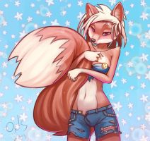 fox by Or1s