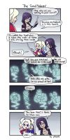 The Soultaker (Suicide Squad little comic) by phsueh
