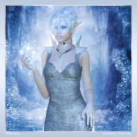 Katya, The Ice Princess by Sabreyn