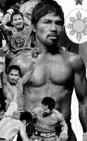 Manny Pacquiao by ShomanArt