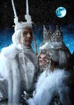 King And Queen Of Winter by Fotomonta
