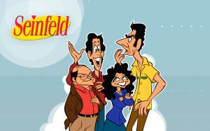 Seinfeld Tooned Out by Photopops
