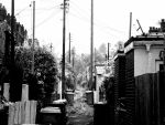 The Back Of My House by Devoniia
