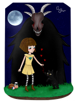 Fran Bow by OvisJenn
