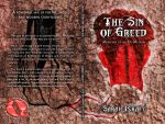 The Sin of Greed Book Cover by Miyasia