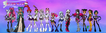 Monster Senshi part 2 by Shadow-People