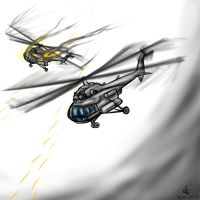 Helicopter by Dirty-Wolf