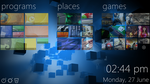 DK Tiles Alt for Rainmeter by TheMooDude