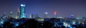 Warsaw panorama 1 by rumun