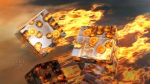 The dice are hot... by TLBKlaus