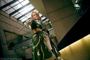Jihl Nabaat from FFXIII by ArielleMarie