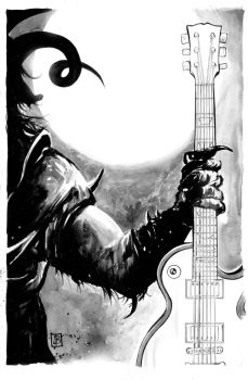 Guitar Phantasy by SilviodB