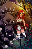 Red Riding Hood by philft